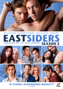 EASTSIDERS Season 2 - DVD Cover